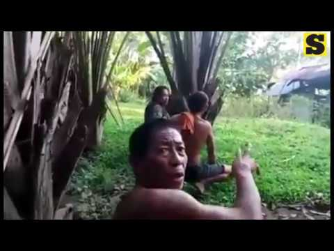 FOOTAGE: Clash between government forces, Abu Sayyaf bandits in Inabanga, Bohol