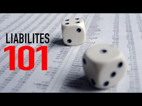 Liabilities 101