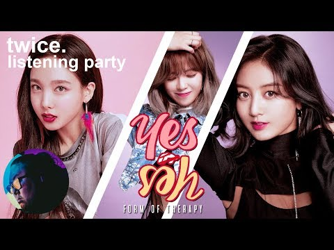 Listening Party: Twice
