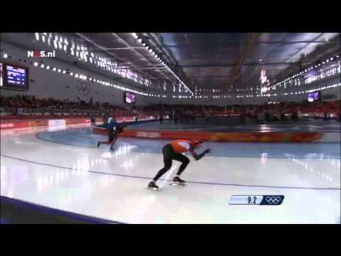 Sochi 2014| Stefan groothuis 1.08.39 1000 men's
