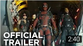Deadpool 2 Official Trailer   Release Date   Marvel Movies   2018 HD
