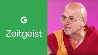The Pleasure Principle - Matthieu Ricard, Zeitgeist Europe 2013