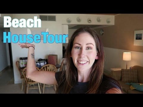 Beach House Tour // Seaside Oregon Coast