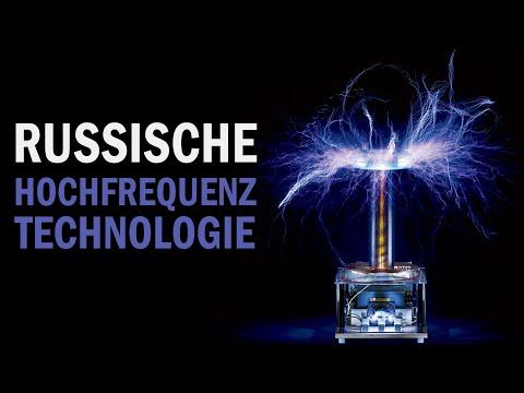 Russische Hochfrequenz-Technologie - Arthur Tränkle und Viktor Heidinger