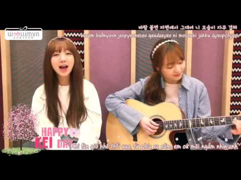 [WoollimVN] [Vietsub + Lyrics] Cherry Blossom Ending - Kei & Soojung (Cover)