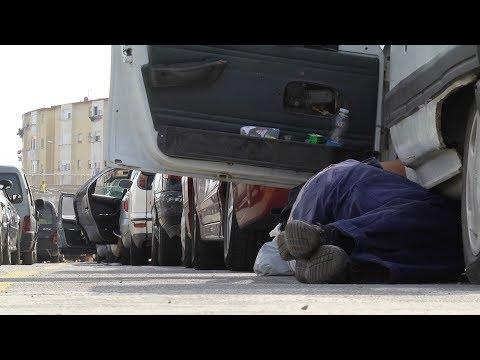 Ceuta, un callejón sin salida para la OPE por culpa de las colas de la frontera