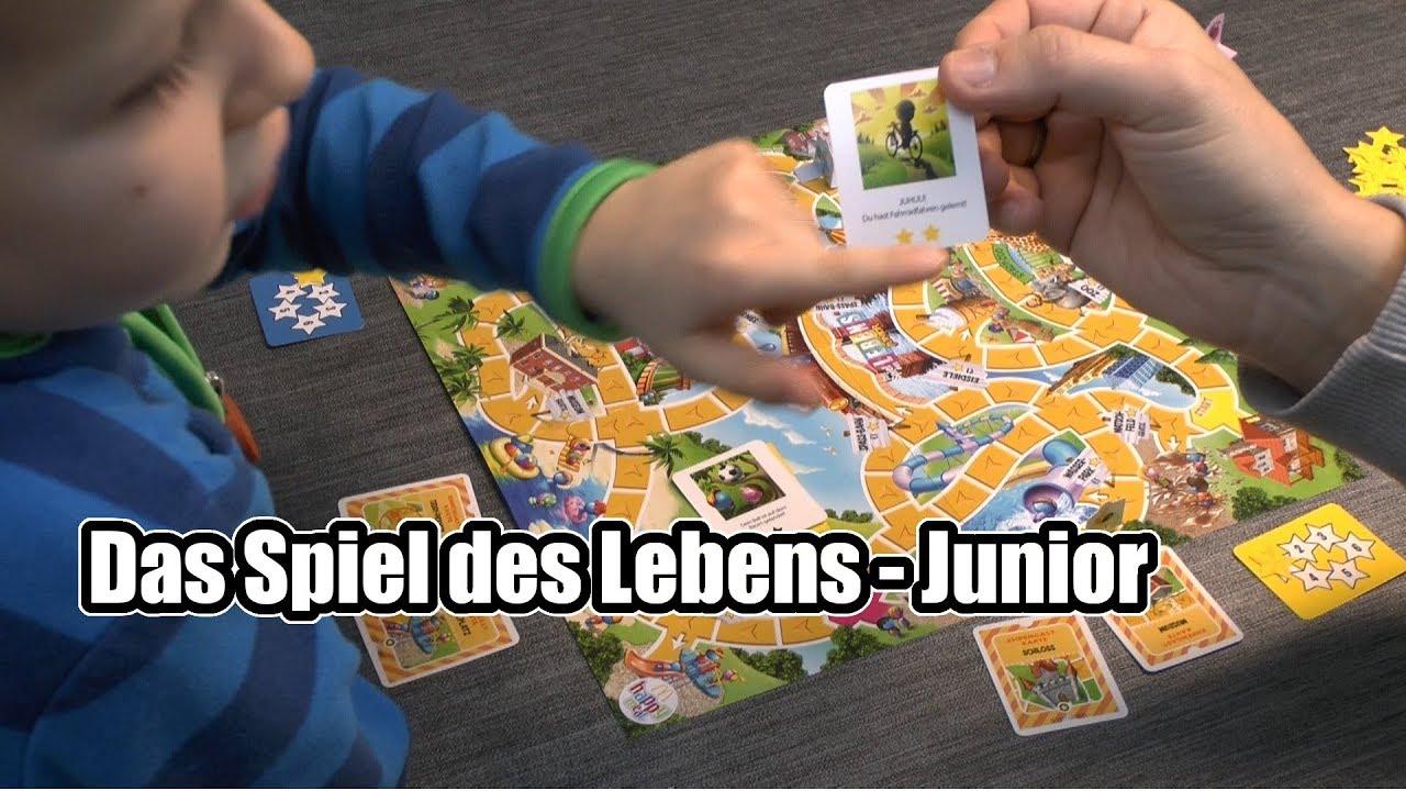 Das Spiel Des Lebens Junior Hasbro Ab 5 Jahre Teil 306 Happy