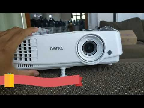 Benq MS527, Unboxing & Review