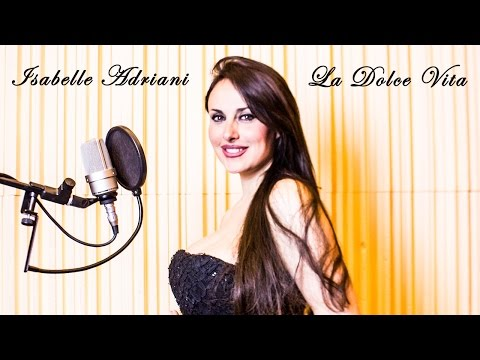 ISABELLE ADRIANI - To Movies With Love - La Dolce Vita