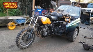 Build a trike in your backyard pt1