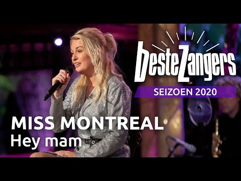 Miss Montreal - Hey Mam