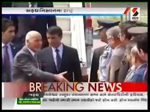 Afghan President Ashraf Ghani's India Visit Starts Today