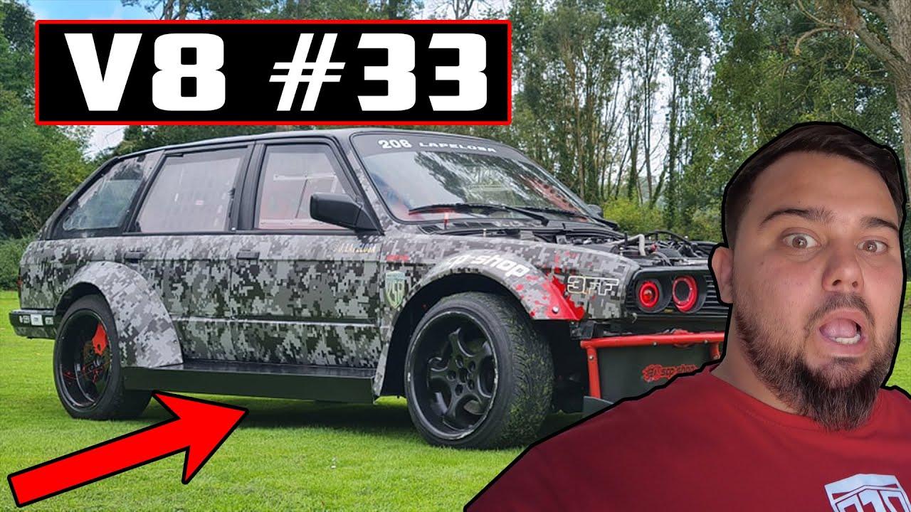 Download   E30 V8   #33 BAS DE CAISSE XXL - PSR TV -