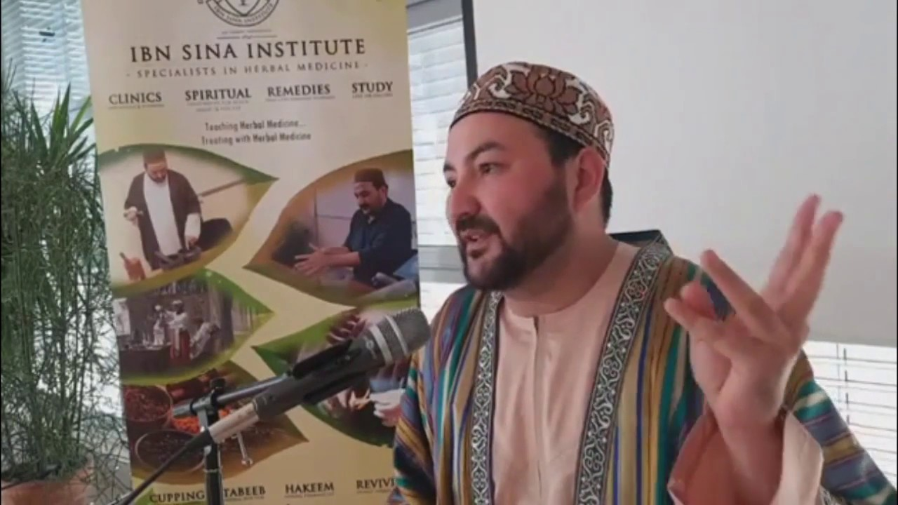 Lectures.Intro to Greco-Islamic Herbal Medicine