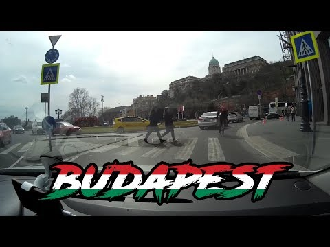 DrivenMad - Budapest Driving Time Lapse (5x Speed)