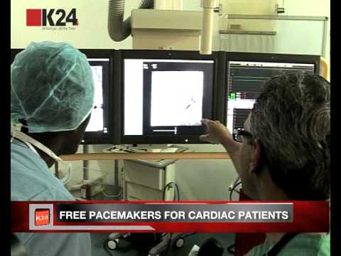 Free pacemakers for cardiac patients