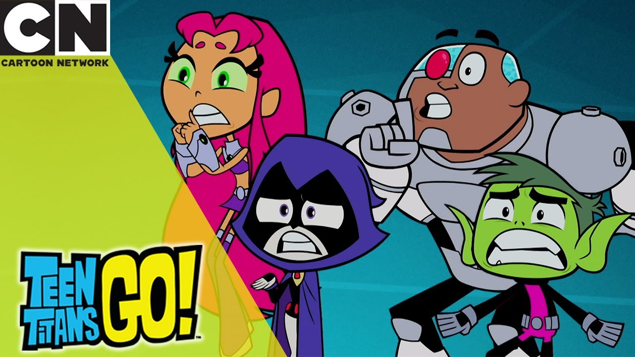 Teen Titans Go! | Irony Lessons with Robin | Cartoon Network UK 🇬🇧