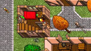 """Let's Play """"Ultima VII"""" Part 002 - Acquiring Goods"""
