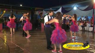 Baile sorpresa_ de Melani, Lulis, Daisy, Tiffani.HD