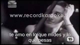 Axel - amo karaoke