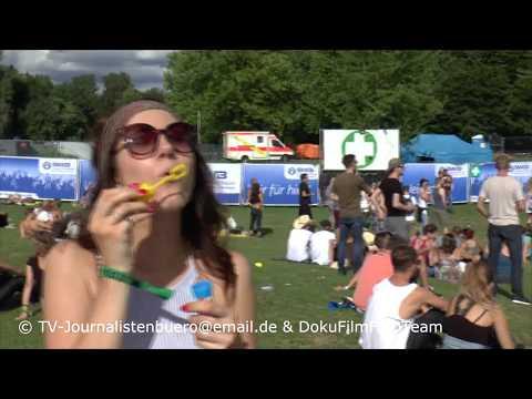Bebetta Panama Open Air Festival 2017 Bebetta  Film 2  - Bonn/Rheinaue