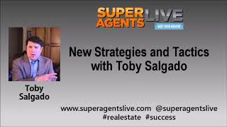 New Strategies and Tactics with Toby Salgado