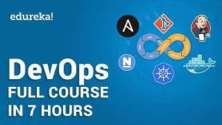 DevOps Tutorial for Beginners | Learn DevOps in 7 Hours - Full Course | DevOps Training | Edureka
