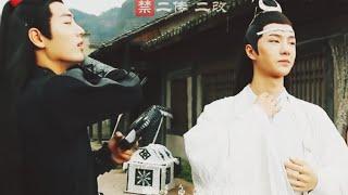 The Untamed New BTS #58 Eng Sub | BJYX / Yizhan - Wang Yibo Xiao Zhan | CQL / 陈情令 Behind The Scenes