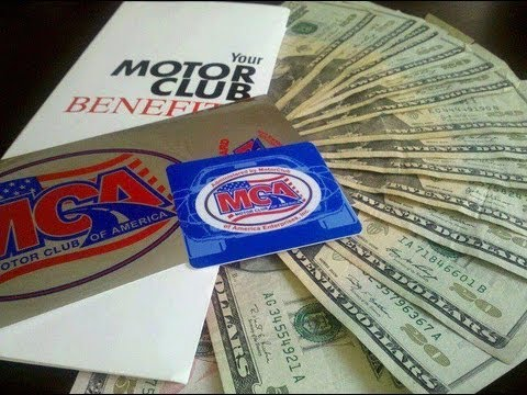 Why motor club of america check day and inspiration for Mca motor club of america money