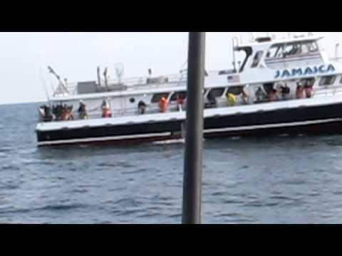 CAPTREE PRINCESS -  COD FISHING WITH FLEET OFF BLOCK ISLAND PART IV