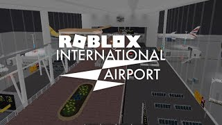 ROBLOX | Code for International Airport!