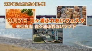 磯山さやかさんが,茨城のシンボル・霞ヶ浦の魅力を紹介します。 湖の面...