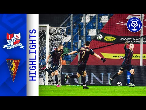 Podbeskidzie Pogon Szczecin Goals And Highlights