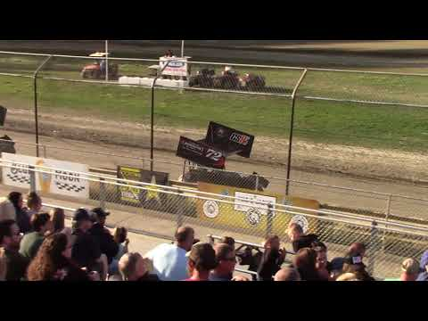 Deming Speedway, WA - Micro 600R Heat Race (Carson Borden) - June 14, 2019