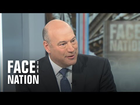 "Gary Cohn, ex-Trump adviser, says China tariffs ""totally hurt the U.S."""