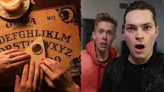 OUIJA BOARD REVEALED MY HUGE SECRET…