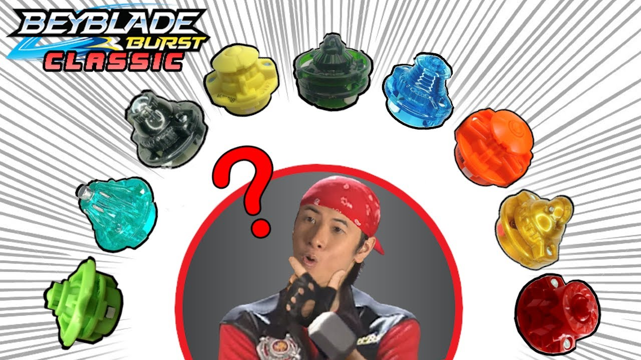 How to pick the best Stamina Driver! | Beyblade Burst Classic Competitive combo parts #BeybladeBurst