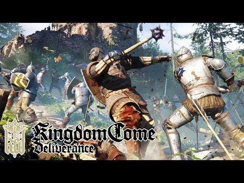 СРЕДНЕВЕКОВЫЕ ШКОЛЬНИКИ ► Kingdom Come: Deliverance