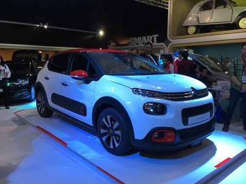 EN VIVO: Lanzamiento Citroën C3 en el Salón del Automóvil de Bogotá 2016