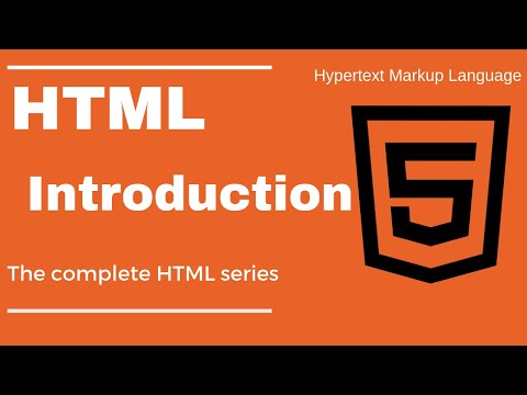 Introduction To Notepad++ And Html File