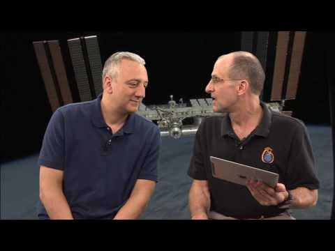 ISS Mailbag Episode 1 - Part 2 - Medical Officer, Lift-off Musings, Views, Champagne in Space