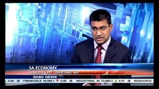 SA, Egypt economy: Israel Mkhize