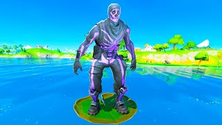 if i touch water in fortnite, the video ends