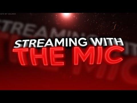 LiveStream [] EDITING....... something.