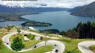 Skyline Gondola and Luge Queenstown (Nueva Zelanda)