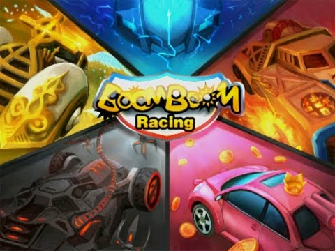 BoomBoom Racing - Universal - HD Gameplay Trailer