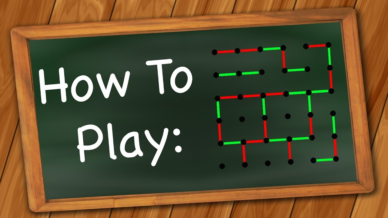 How to Play Dots and Boxes photo