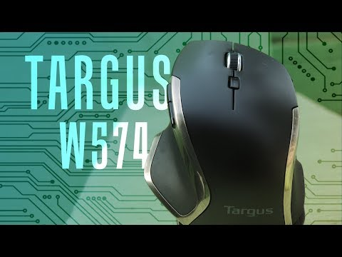 Targus W574 wireless mouse || review || Ts