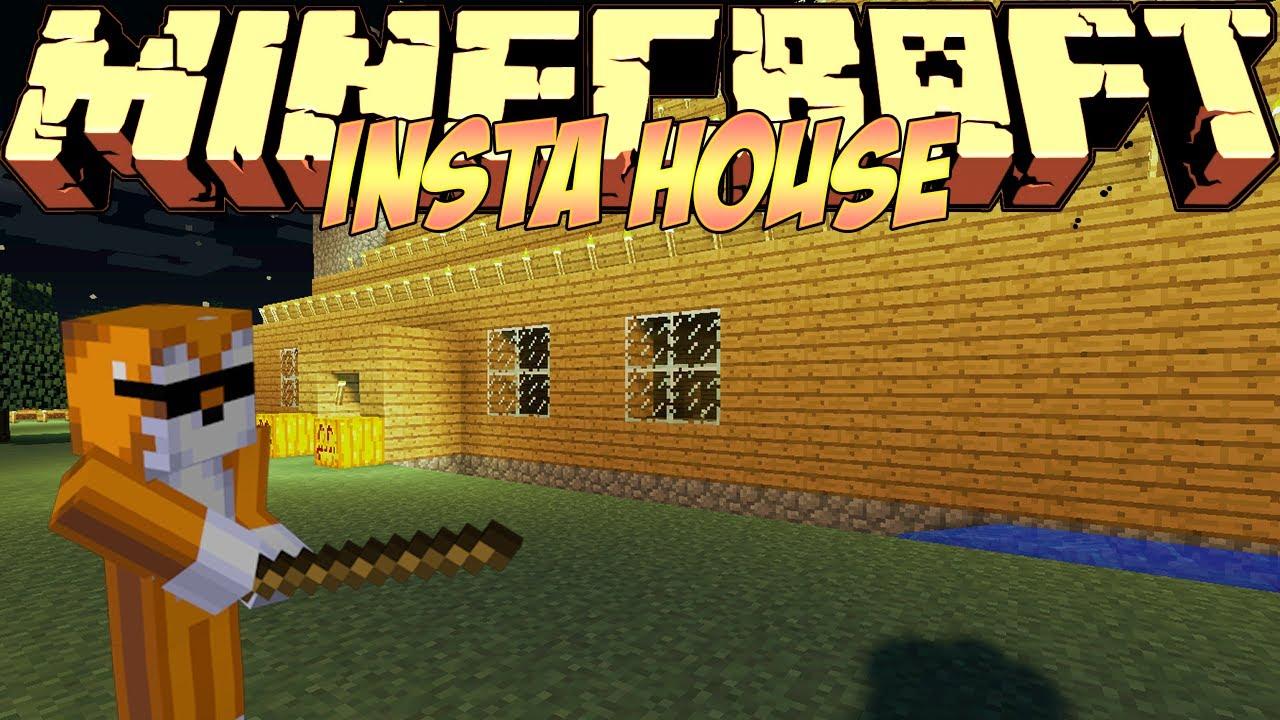 Instant modern house mod House interior