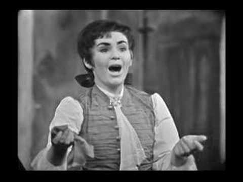 Edith Mathis - Non so più cosa son, cosa faccio
